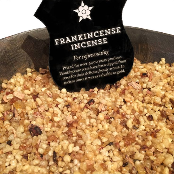 Incense blended with pure essential oils and botanicals, our Frankincense Incense can be burnt in one of our resin incense burners using a charcoal disc.Prized for over 5,000 years, precious Frankincense tears have been tapped from trees for their delicate, heady aroma. In ancient times it as as valuable as gold. Blended with pure essential oils and botanicals. Perfect as a gift for those who love to fill their home with wonderful aromas. Our Incense can be burnt in one of our resin incense…