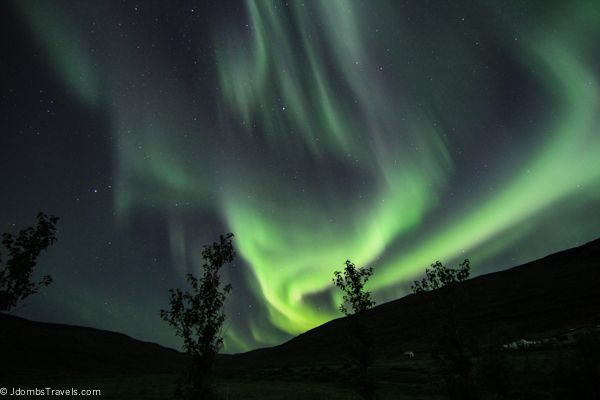 How to take photos of the Northern Lights #PinUpLive