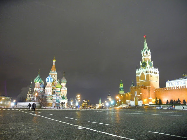 Cotton Candy shots: Moscow Diary part 1...