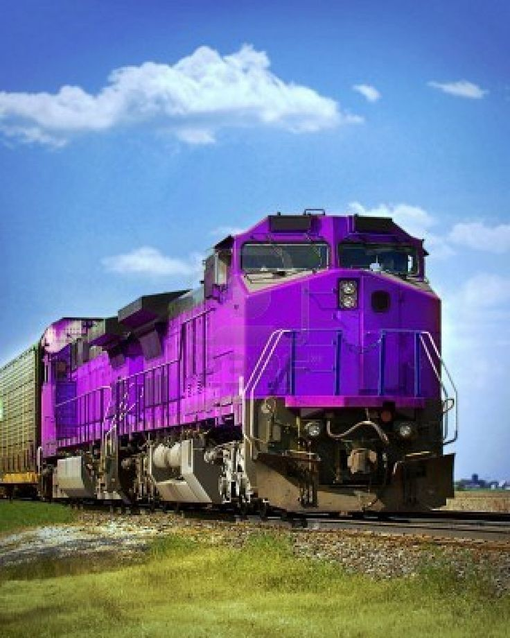 Have you been on any of these train rides throughout the United States?