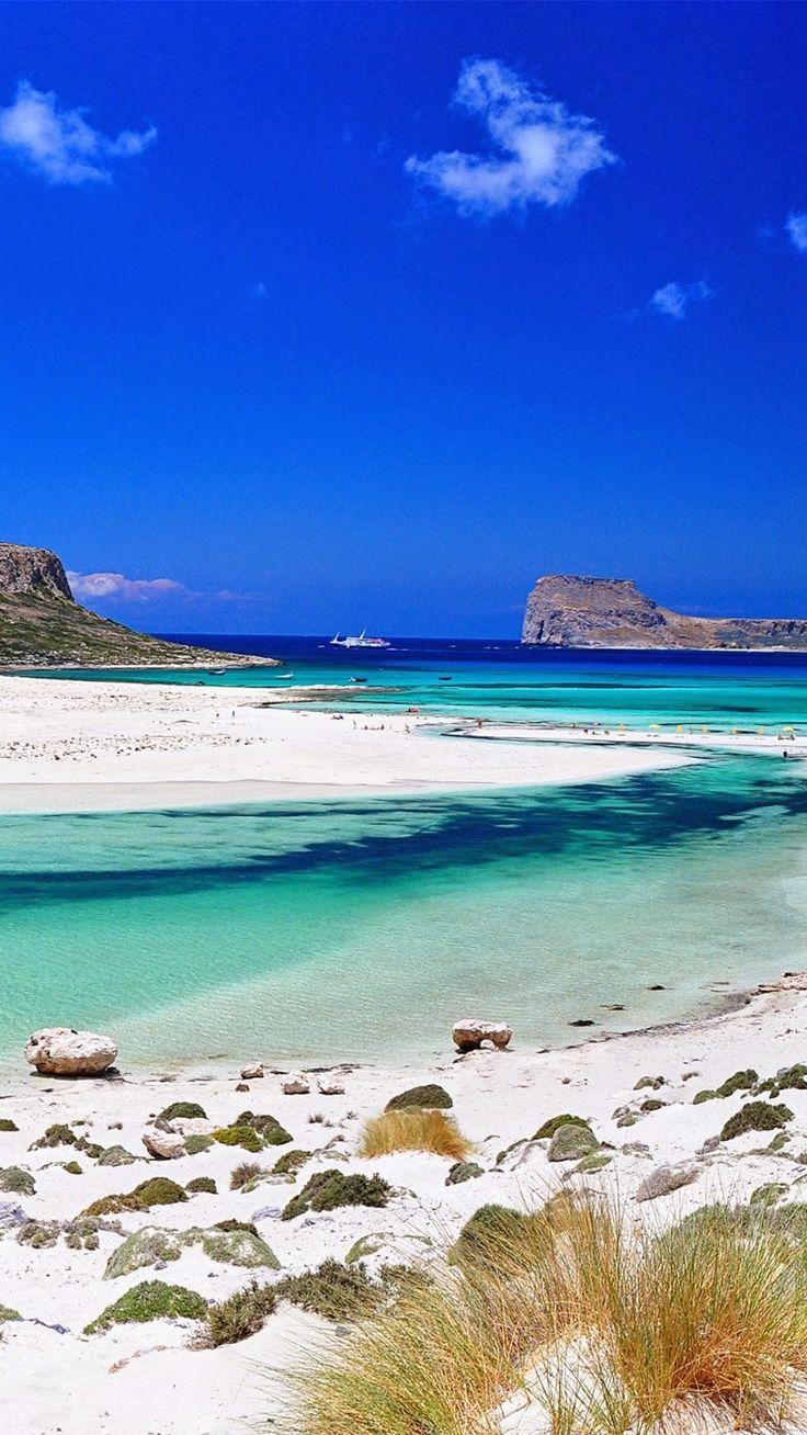 Balos Beach, Crete,greece
