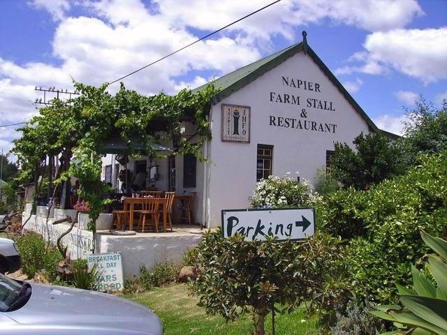 Napier Road Cafe - Napier - Overberg - Western Cape - South Africa. #Napier #farmstall