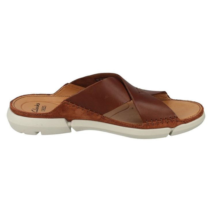 United Footwear - Men's Clarks Casual Mule Summer Sandals Trisand Cross, £59.99 (http://united-footwear.co.uk/mens-clarks-casual-mule-summer-sandals-trisand-cross/)