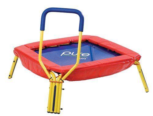 Pure Fun Kid's First Jumper Trampoline by Pure Fun. $52.66