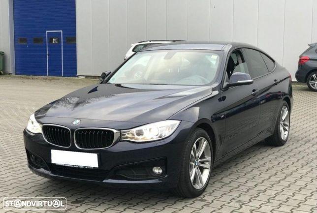 BMW 318 d GT Line Sport preços usados