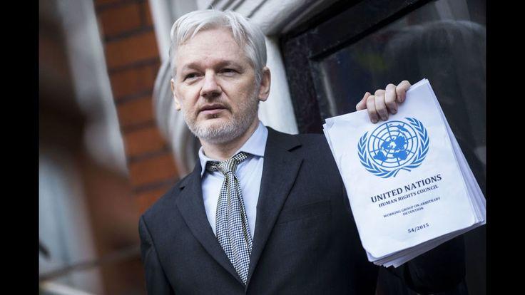 WIKILEAKS BREAKING NEWS: Julian Assange is Alive. Fidel Castro on WikiLeaks. Wapo Fake News...