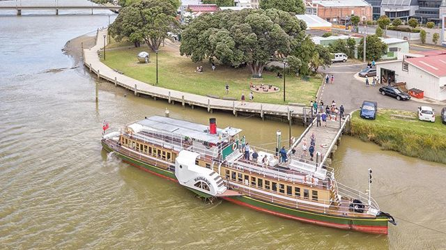 A must-do when you #visitwhanganui is to take a trip on the Waimarie - NZ's only operating coal-fired paddle steamer. This grand old girl from 1899 lay sunk for 50 years but was raised restored to her former glory and in 2000 set sail once again for you to enjoy a cruise on the Whanganui River :) Come experience river travel as it used to be http://ift.tt/2mX0eZ4  #whanganui #newzealand #wanganui #northisland #westcoast #travelnz #visitnewzealand #newzealandbeauty #whanganuiriver #nzmustdo…