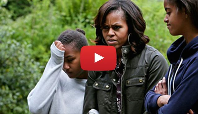 MICHELLE OBAMA MORTIFIED After Damning FOOTAGE GOES VlRAL – See lt Before lt's DELETED … AGAlN