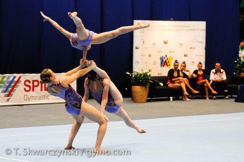 Acrobatic Gymnastics World Championships - Wroclaw 2010 | Flickr - Photo Sharing!