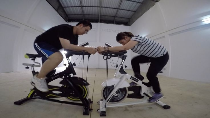 Spin Bike Bicycle exercise by ExBikes