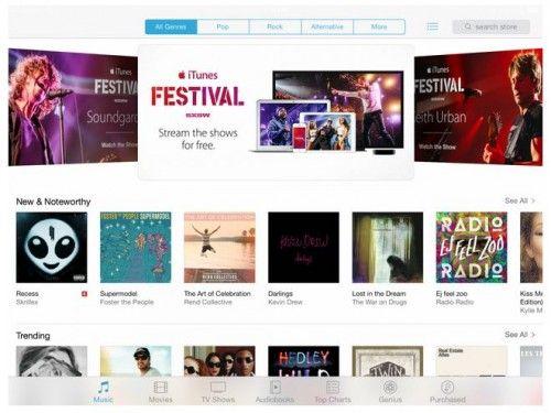 Apple выпустит iTunes Store для Android и запустит новый сервис потокового вещания музыки