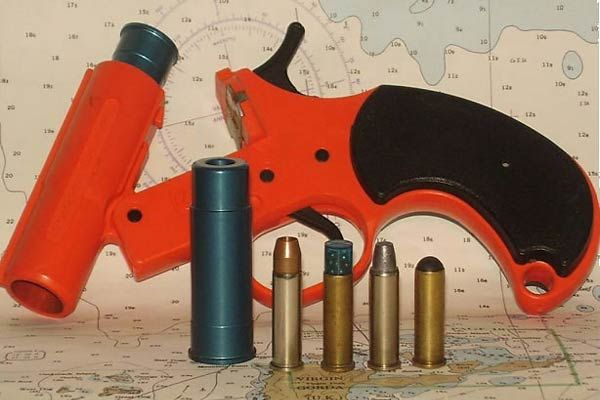 What is a flare gun? Flare guns are typically used for ...