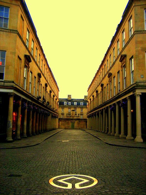 Bath City Centre, Bath, England Copyright: Eugen Kovalev