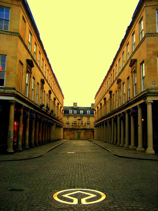 Bath City Centre, Bath, England Copyright: Eugen Kovalev