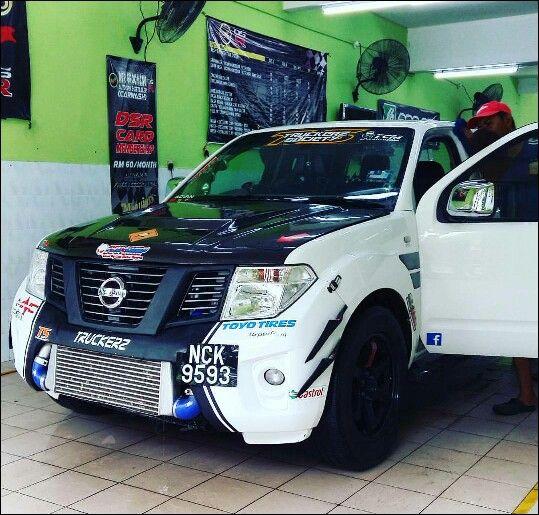Nissan Navara NP300 Nismo Racer   Nissan Navara ...