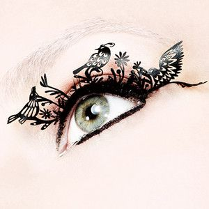 Bird Lashes Full, £10, now featured on Fab.