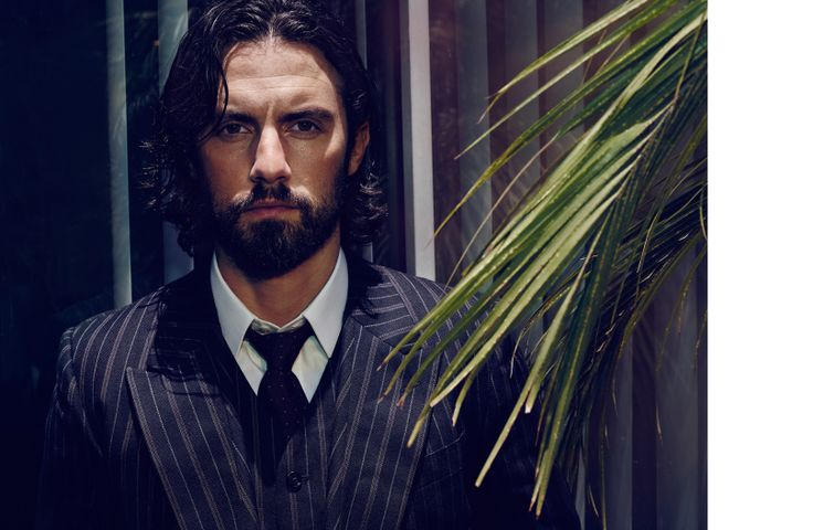 MAP - News – Beau Grealy Shoots Milo Ventimiglia for Mr Muse