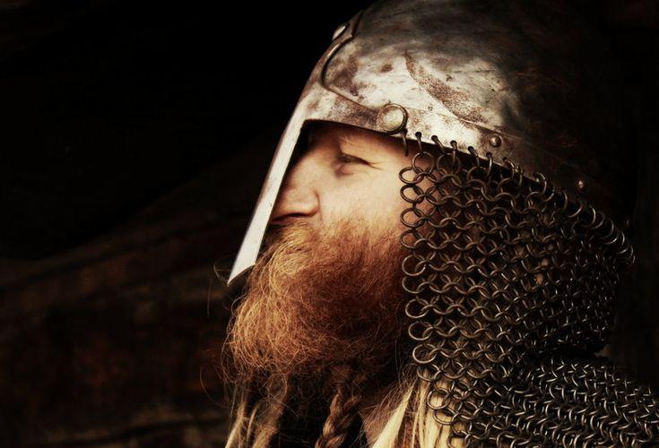 Viking by CrestfallenWitch on deviantART