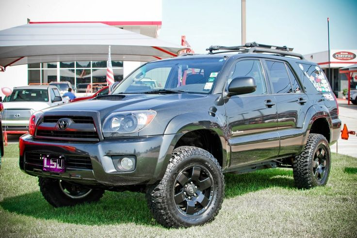 jbmccul's 2007 4Runner Build - Tacoma World Forums