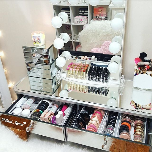 Find this Pin and more on Dressing table and makeup storage. - 430 Best Images About Dressing Table And Makeup Storage On