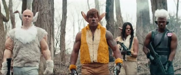 #TheRock Remakes Bambi With Action Twist On #SNL [Video]