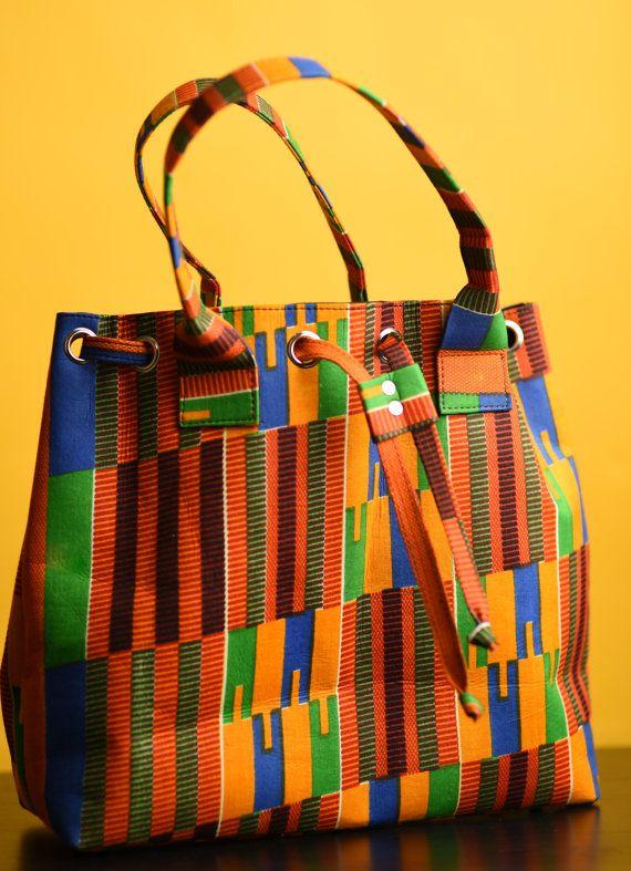 cac7245b69fd ACCRA  African Bag HandBag Shoulder Bag Everyday Bag