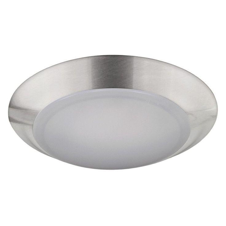 contemporary recessed lighting. envisage mini disk led recessed lighting kit contemporary
