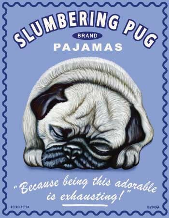pug vintage art | Thanks. I do as well. I also found these three on that site as well. I ...