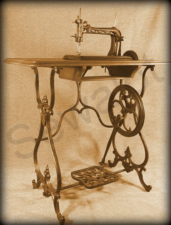 AMERICAN SEWING MACHINE
