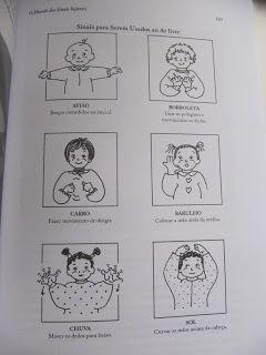 Linguagem de sinais para bebês - Parte 2