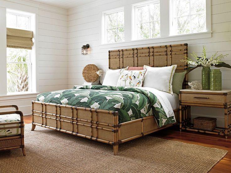88 Simple Tropical Caribbean Bedroom Decor Ideas (11