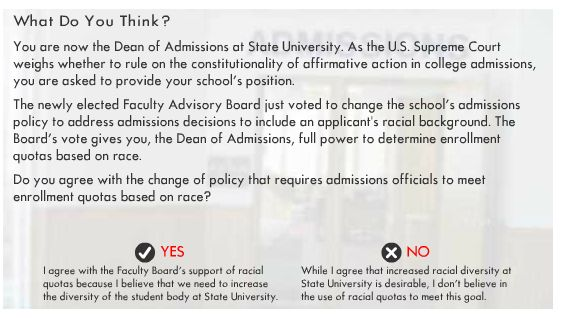 A Brief History of Affirmative Action