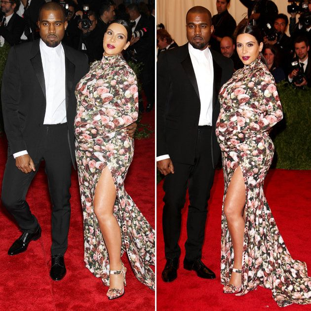 Beauty and the Mist - everything about beauty: Kim Kardashian is a mum!