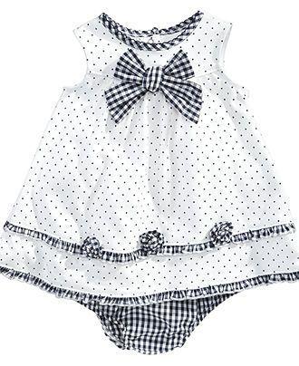 Küçük Bebek Giyimi, Bebek Kız Giydir ...