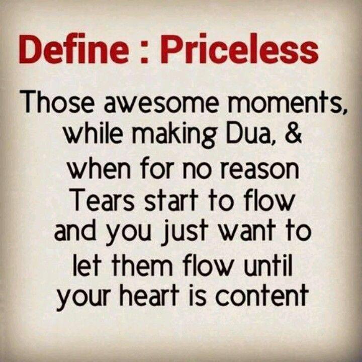 SubhanAllah! Priceless moment.   #Dua #Islam