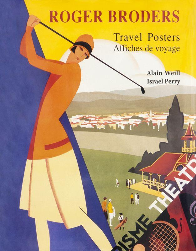 65 best images about affiches roger broders on pinterest vintage travel posters poster. Black Bedroom Furniture Sets. Home Design Ideas