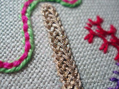 Hand Embroidery Stitches  Tutorials very well done - many hand embroidery stitches detailed
