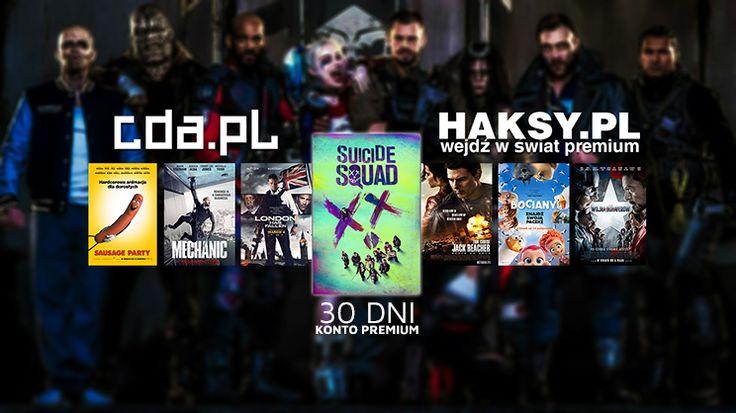 CDA.pl konto premium czyli login i hasło do konta premium z naszej prywatnej bazy. 2 działające konta do strony CDA.pl na filmy bez limitu!!!