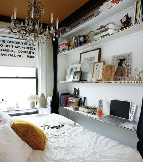 Oltre 25 fantastiche idee su piccole camere da letto su for Decorare la camera in stile tumblr