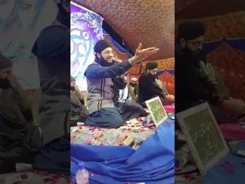 Mehfil Noor Ka Sama 2017  - Best Naat - Live New Mehfil Naat - sindh -Mu...