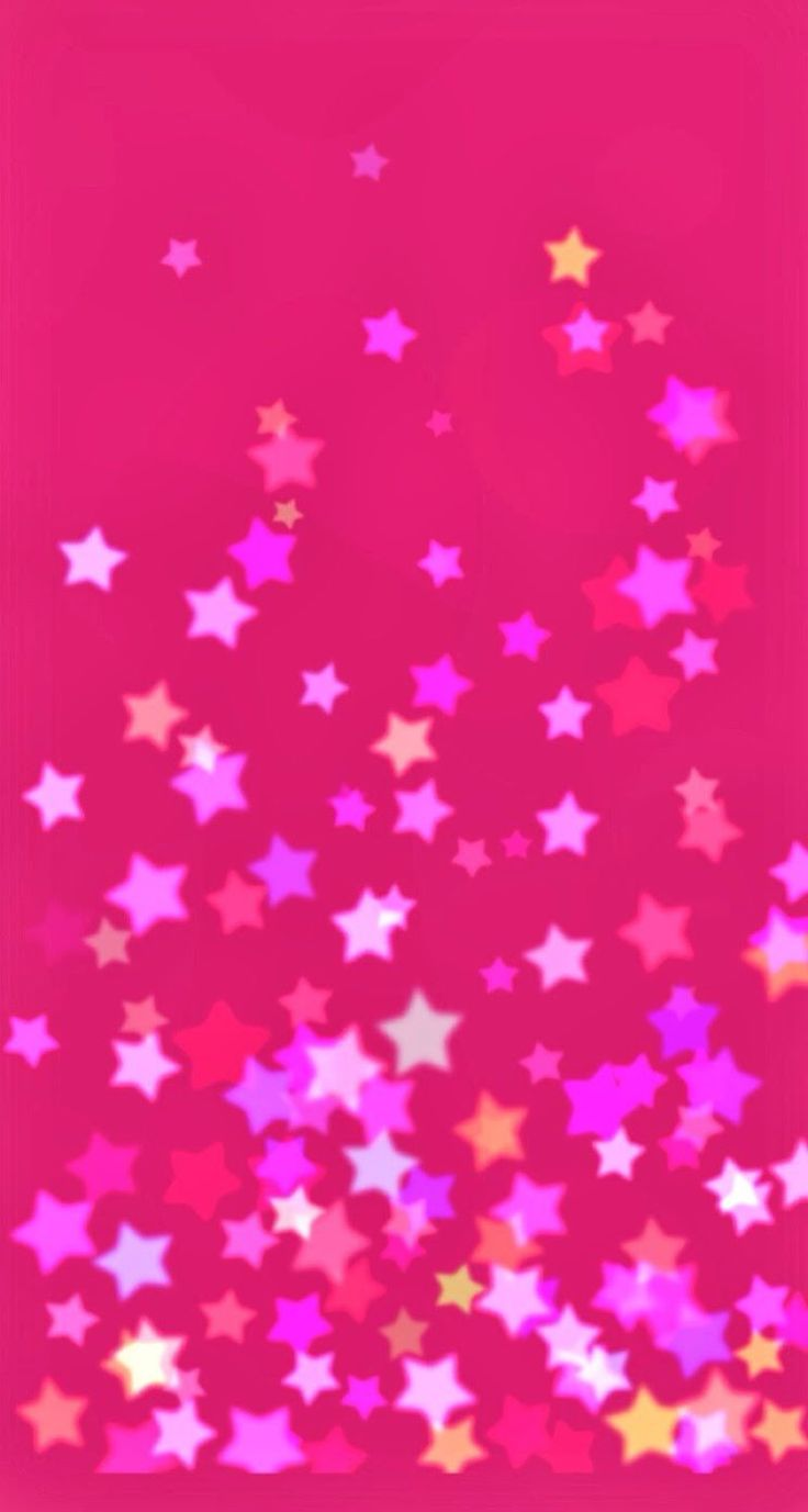 Red Background Star Everywhere IPhone 5 Wallpaper - backgroundwallpap... | Abstract HD Wallpapers 1