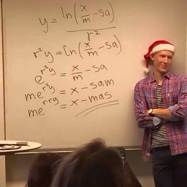 Image result for christmas math jokes