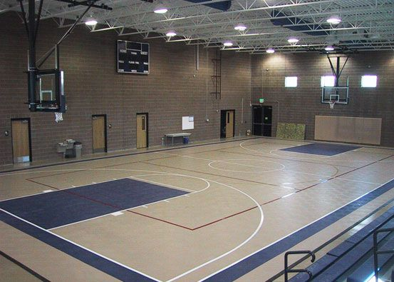 Beautiful Building A Basketball Gym