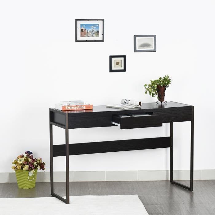 Les 25 meilleures id es de la cat gorie meuble ordinateur for Meuble bureau 120