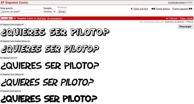 posible tipografía de subtítulos 1