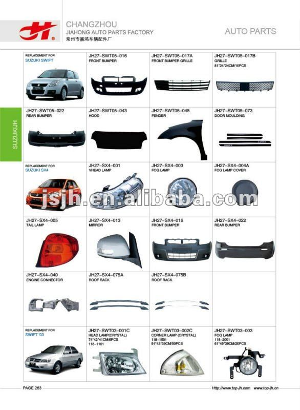 BP Auto Spares Is One Of The Leading Export Company For Maruti - Car body graphics for altomaruti dzire exteriorsinteriors genuine accessories