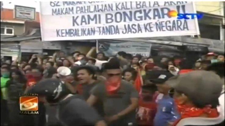 Sejumlah Rumah Dinas Pensiunan TNI AD Dikosongkan, Warga Protes