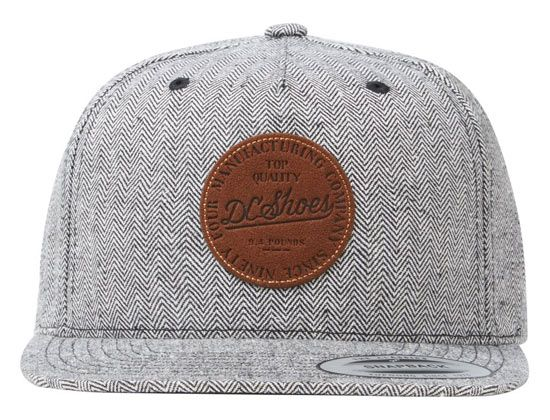 Cousins Snapback Cap by DC SHOES x YOOPONG
