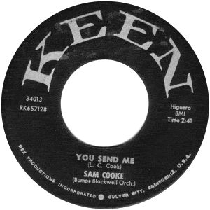 You Send Me Sam Cooke LoveSongs SamCooke YouSendMe CookeWedding MusicLove Songs