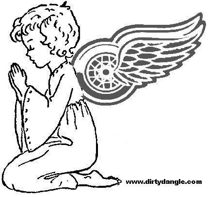 Dirty Dangle Hockey: Did God Tell Brian Rafalski To Retire?